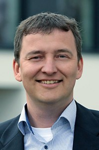Teamsprecher Stephan Brenner