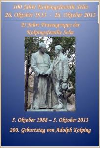 Titelbild Festschrift Kolping