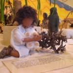 Jesus mit Schaf
