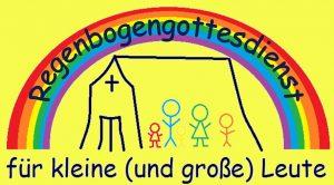 Regenbogengottesdienste Logo